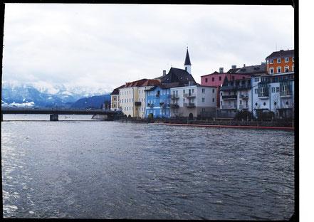 Gmunden mit Traunbrücke 2016