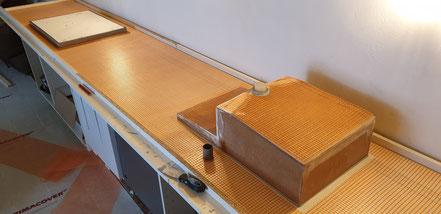mal betonnen keukenblad