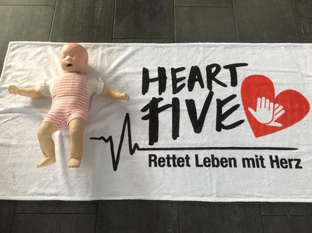 Übungs Puppe Kind Erste Hilfe