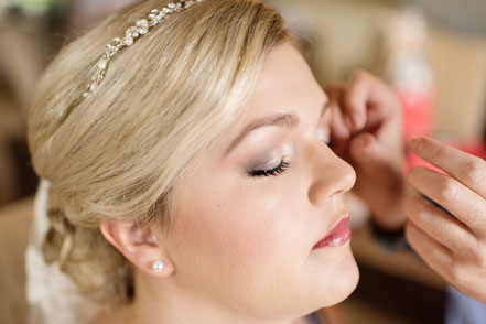 FF Make-up in Fulda -Hochzeit Make-up - Braut Make-up