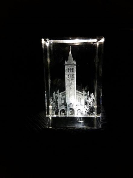 3D Bild, 3DGlasbild, 3D Glaswürfel, Laserfoto,  individuelle persönliche Geschenke