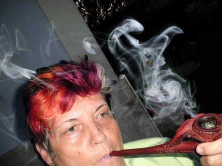 Schamanische Körperarbeit, Brigitta Stallecker