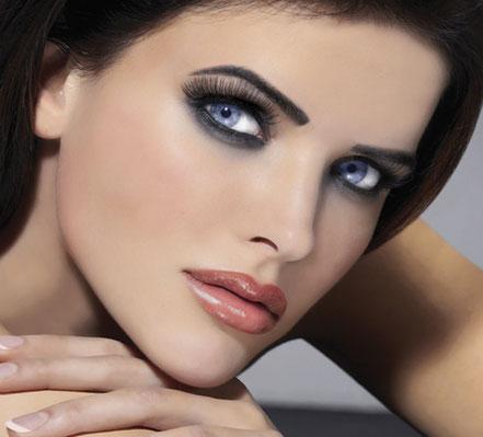 Perfektes Aussehen ohne Make-up