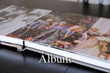 Álbumes de fotos de bodas en madrid