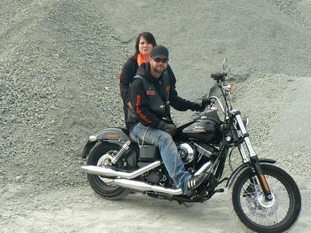 Sandra und Dominik