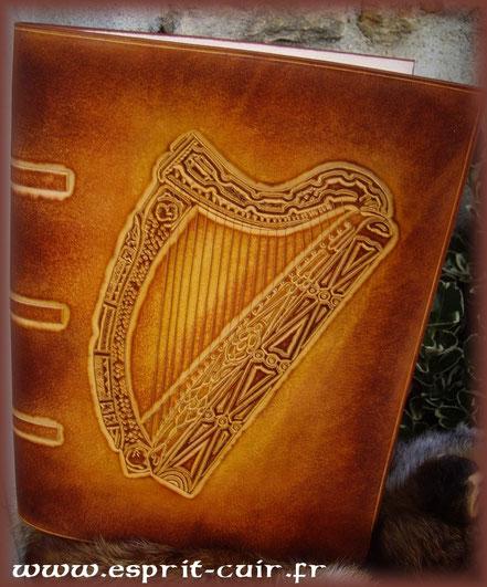 Grimoire harpe de Brian Boru