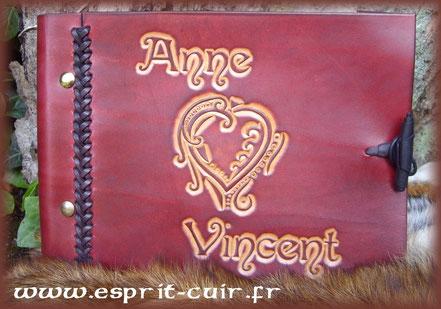 Livre d'or Anne et Vincent