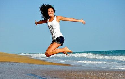 Rücken Übungen halten Wirbelsäule und Rücken gesund
