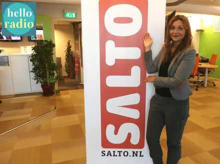 Dina-Perla van Dina-Perla Business bij Hello Radio
