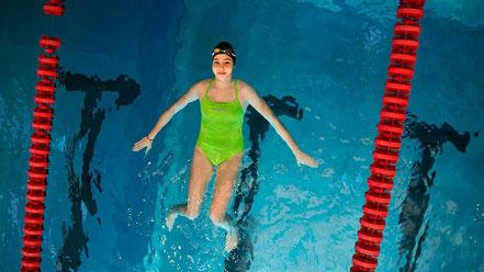 © United Nations -   Yusra Mardini, zwemster van vluchtelingen team