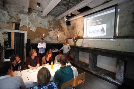 presentatie smaackmakers bij dagvandevrouwen.nl