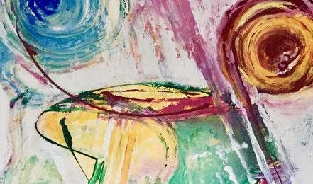 Freiheit.Freude.Fantasie. Kunsttherapie my selbstbewusst.