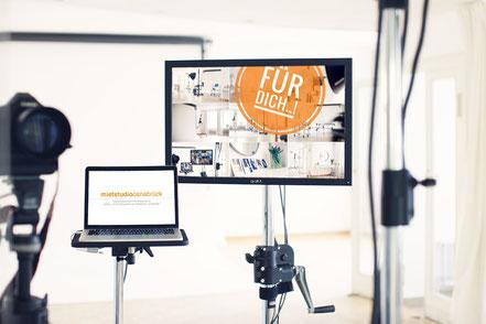 Ein Gutschein für das Mietstudio Osnabrück ist eine kreative Geschenkidee