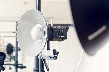 Mietstudio Osnabrück bietet moderne Fototechnik von Bowens