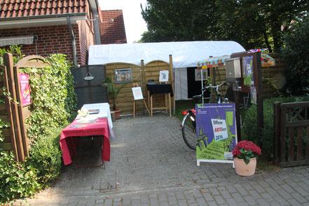 The garden art galerie