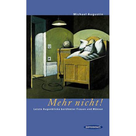 Hanser Verlag/Sanssouci, München/Zürich 2000