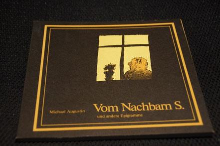 Nebelspalter Verlag, Rorschach, Schweiz 1976