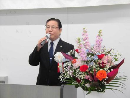 渡邉銀鈴会専務理事