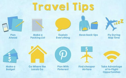 Travel Tips for new tourist arriving to Cuba & Trinidad. Click over image.