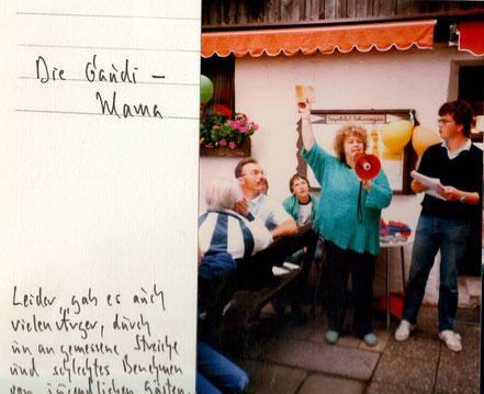 Foto: Segelclub Schwangau e.V. - Karin und Veit Hartlieb