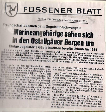 Allgäuer Zeitung vom 19.10.1983