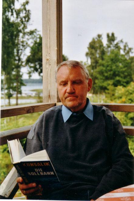 Manfred Hassfeld: spannende Bücher