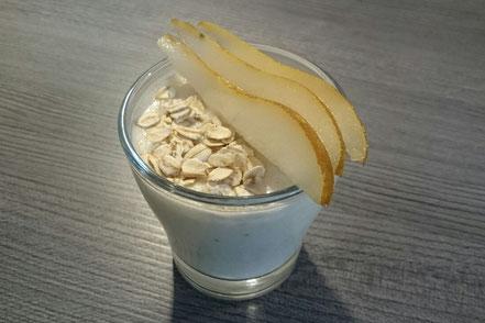 Birnen-Cocos-Smoothie