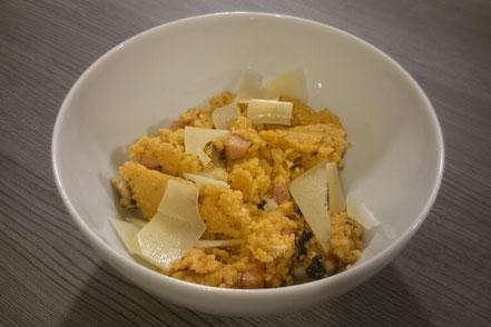 Couscous-Pilz-Pfanne