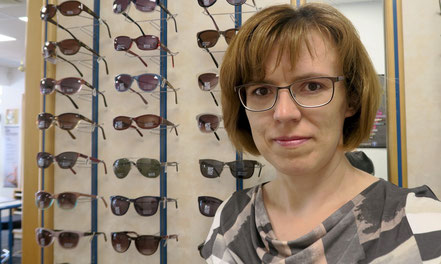 Isolde Hofmann Augenoptikermeisterin Gröditz