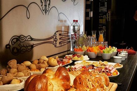 Raclette Plausch - Eventlokal Soorebröggli
