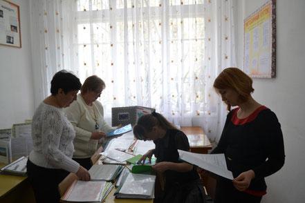 Перше місце в обласному конкурсі-огляді навчальних кабінетів