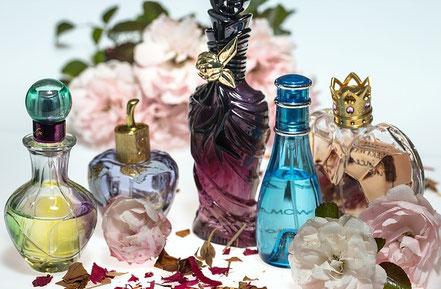Parfums selbst herstellen. im Workshop erlernen.