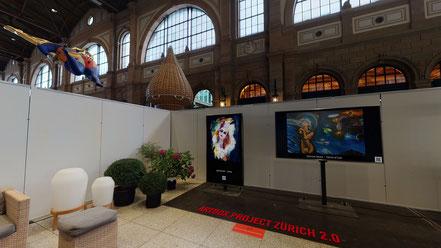 Die Art-Zürich endet morgen am 24.8.2020