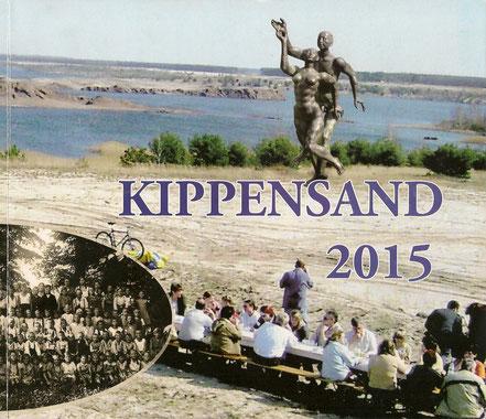Titelseite Kippensand 2015