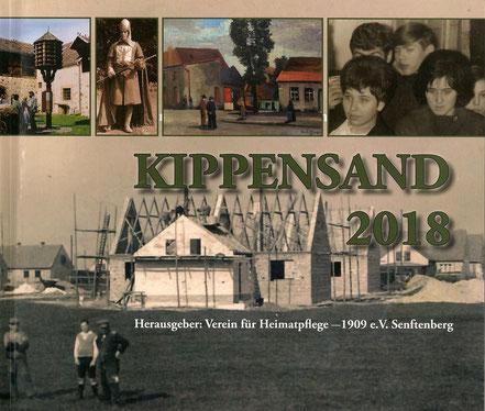 Titelseite Kippensand 2018