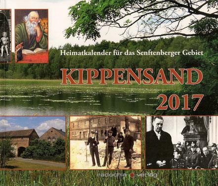 Titelseite Kippensand 2017