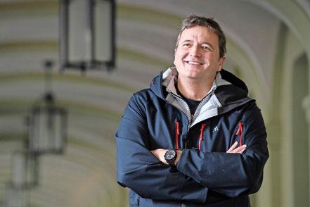 Speaker | Motivational Keynote Speaker | Speaker on the topics of courage and motivation: Marc Hauser