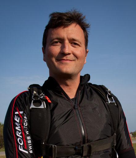 Redner, Abenteurer und Weltrekordhalter Marc Hauser, Bern