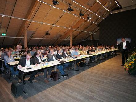 Rhetorikkurs Schweiz mit Profi-Speaker Marc Hauser, erfolgswelle® AG