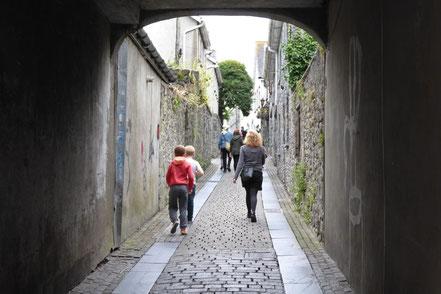 Kilkenny alleyway