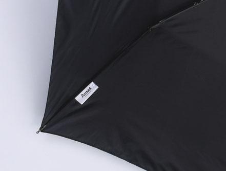 傘の縫込みマーク
