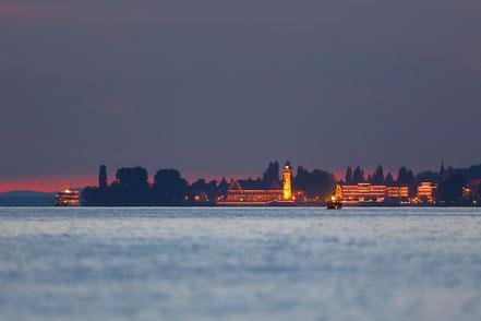 Lindau Insel, Bodensee, Urlaub