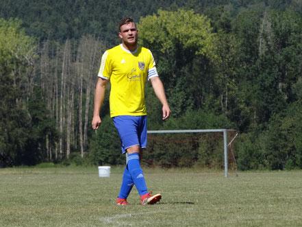 Auch Nicolai Ertle hatte sich zum Saisonauftakt vermutlich etwas mehr erhofft.