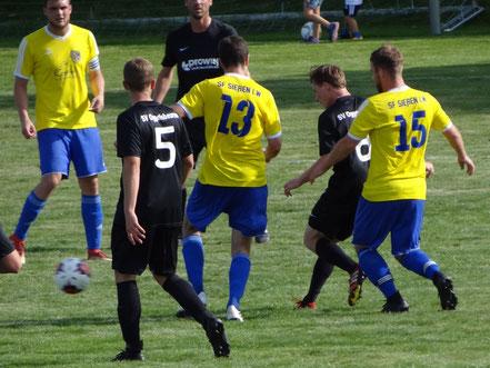 SV Oggelsbeuren? Richtig gesehen. Dieses Team bildet eine neue Spielgemeinschaft mit dem TSV Attenweiler.