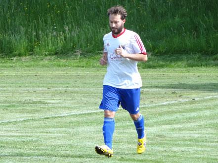 Christopher Baur beendete seine Karriere zum Saisonende.