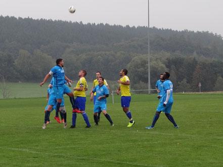 Offensiv zu harmlos agierten die SFS gegen den FC Inter Laupheim.
