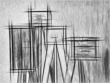 Stiltboxes by Sascha Akkermann