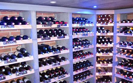 Cave à vins à monter soi-même