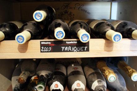 le rangement idéal pour vos meilleures bouteilles de vin