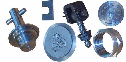 accessoires pour moules industriels - DEFI INDUSTRIES